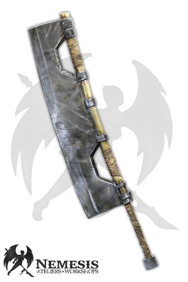 larp custom giant sword