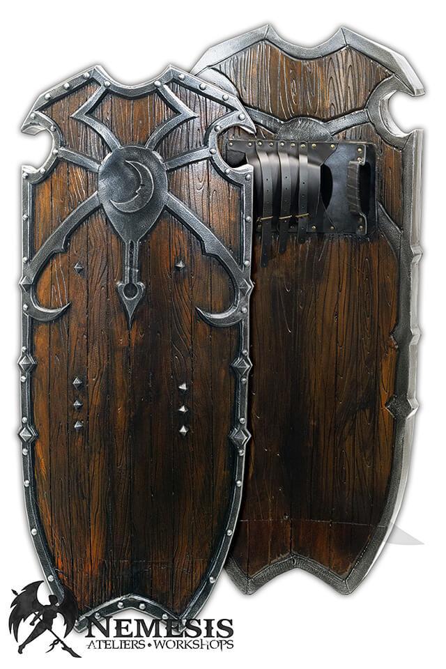 larp custom shield bouclier pavois