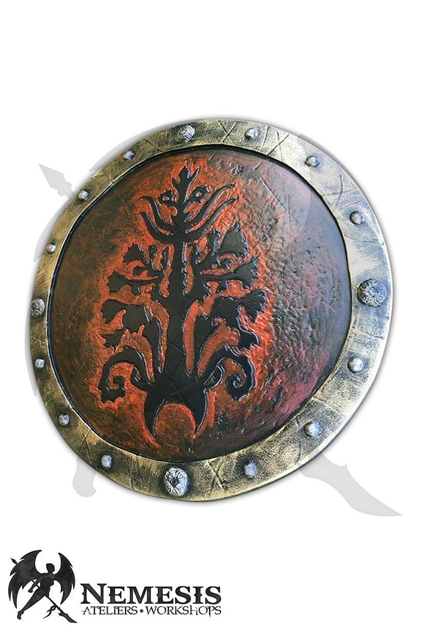 LARP custom shield gitan