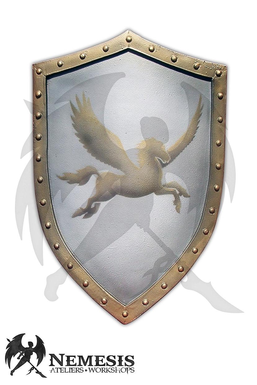 LARP pegase shield custom