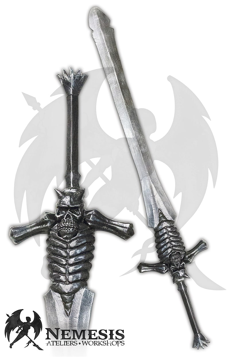 LARP rebellion sword custom