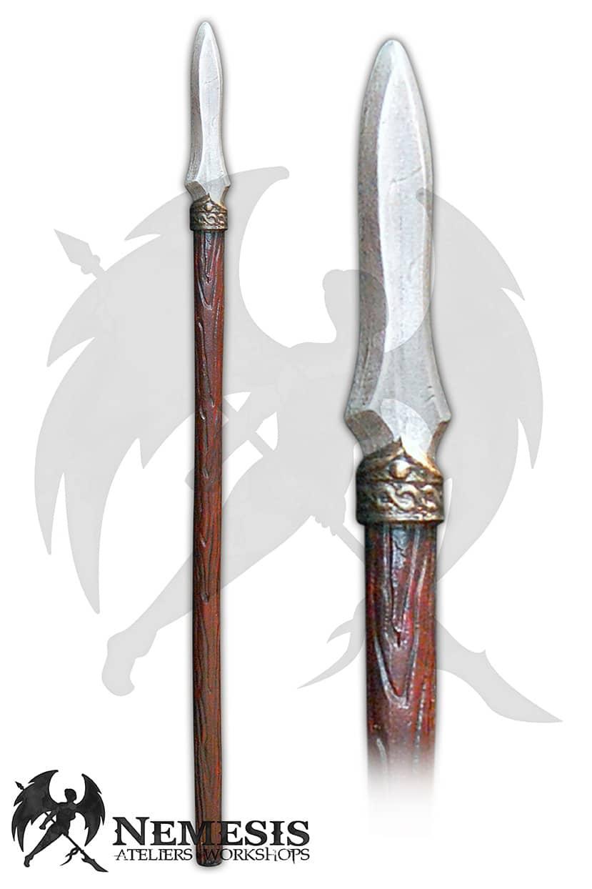 LARP small spear custom