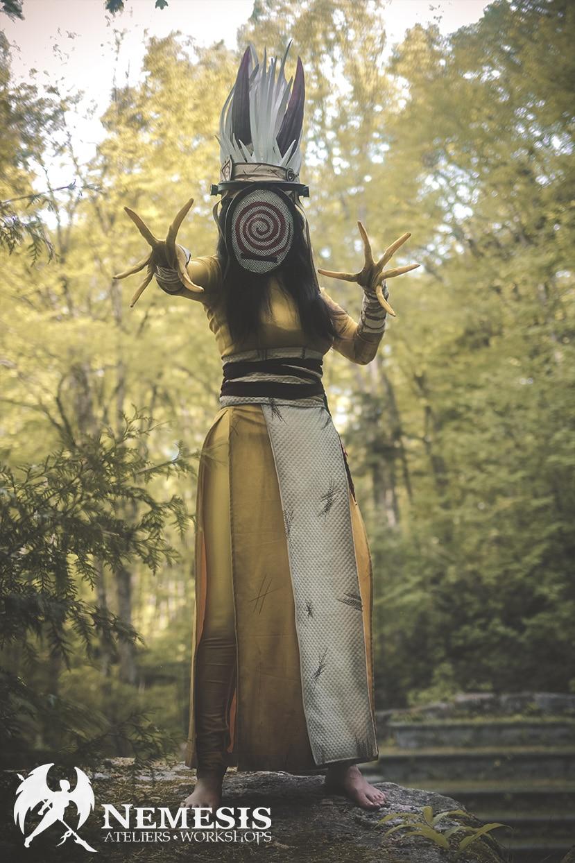 larp cosplay phénix amos daragon