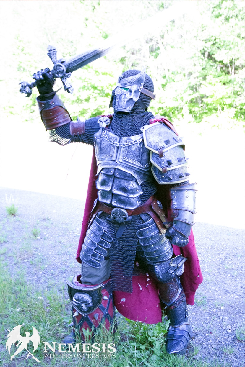 larp cosplay spawn medieval