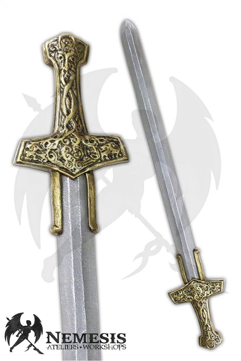 LARP nordic custom sword