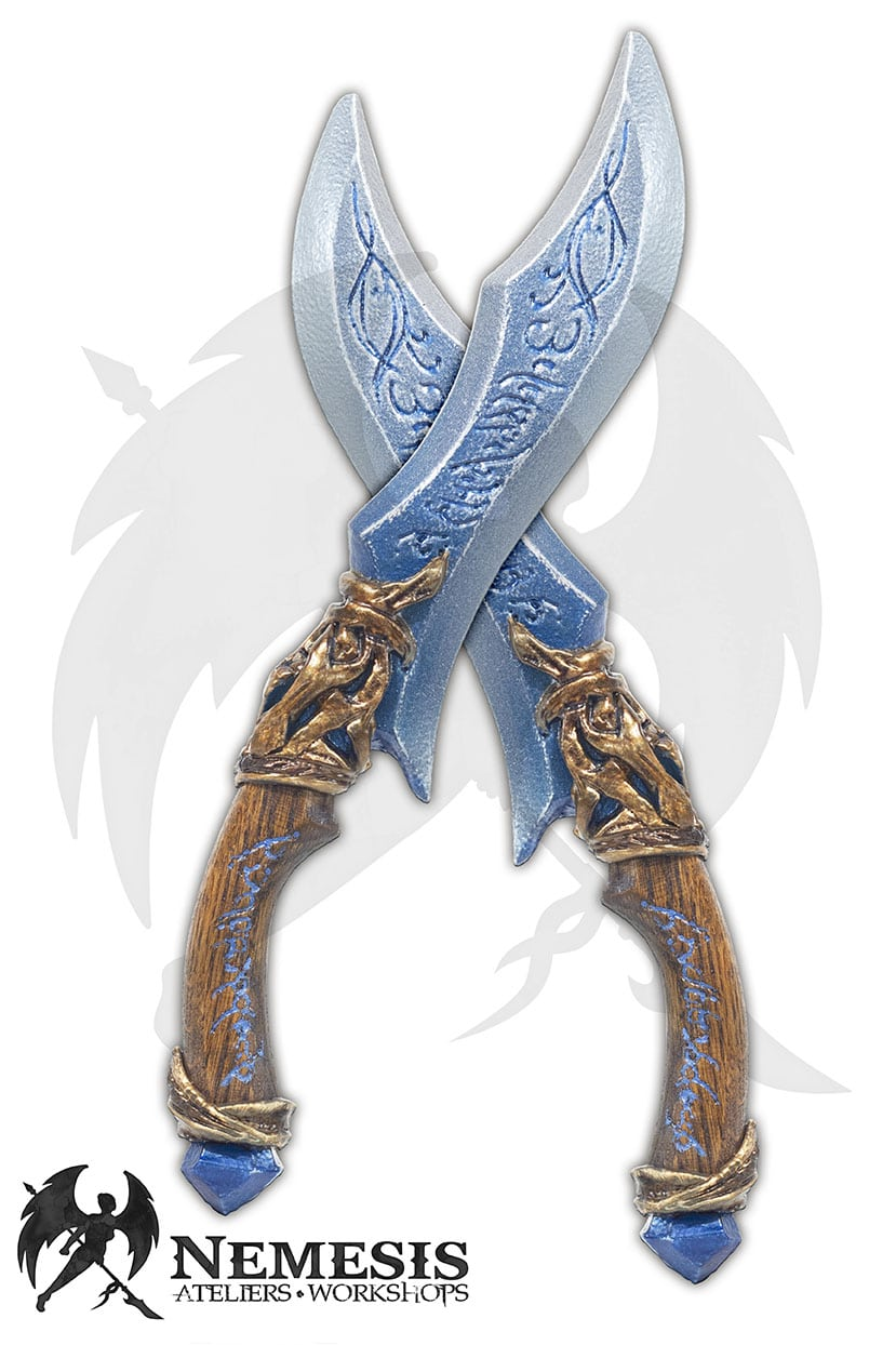 LARP eldar dagger rune magic
