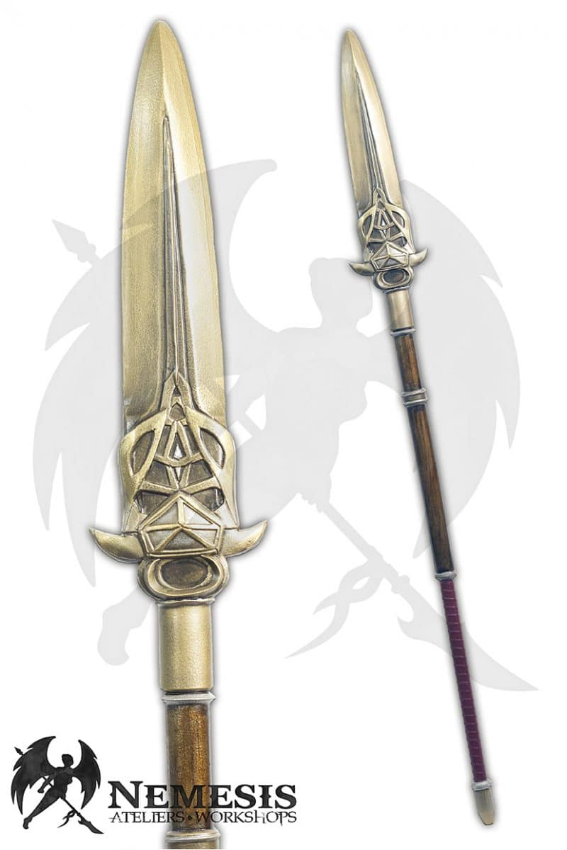 LARP lance spear sur mesure