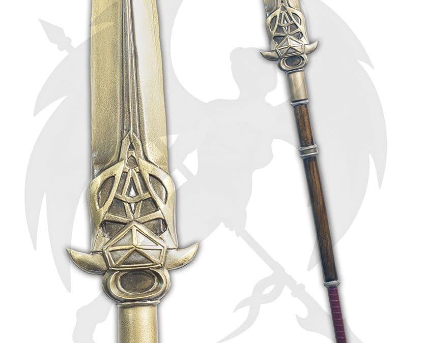 LARP lance spear sur mesure