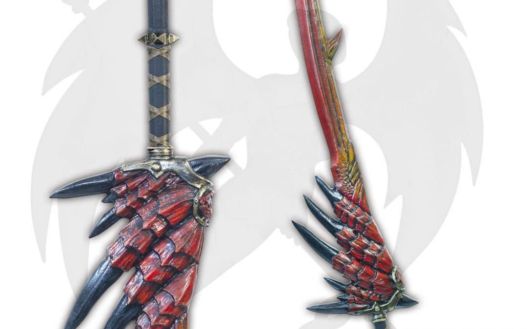 LARP monster hunter great sword
