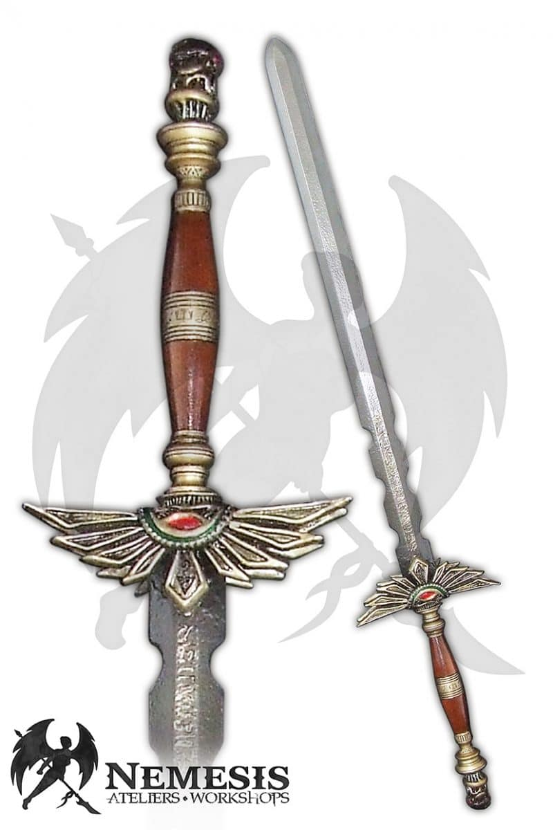 LARP egyptian sword custom